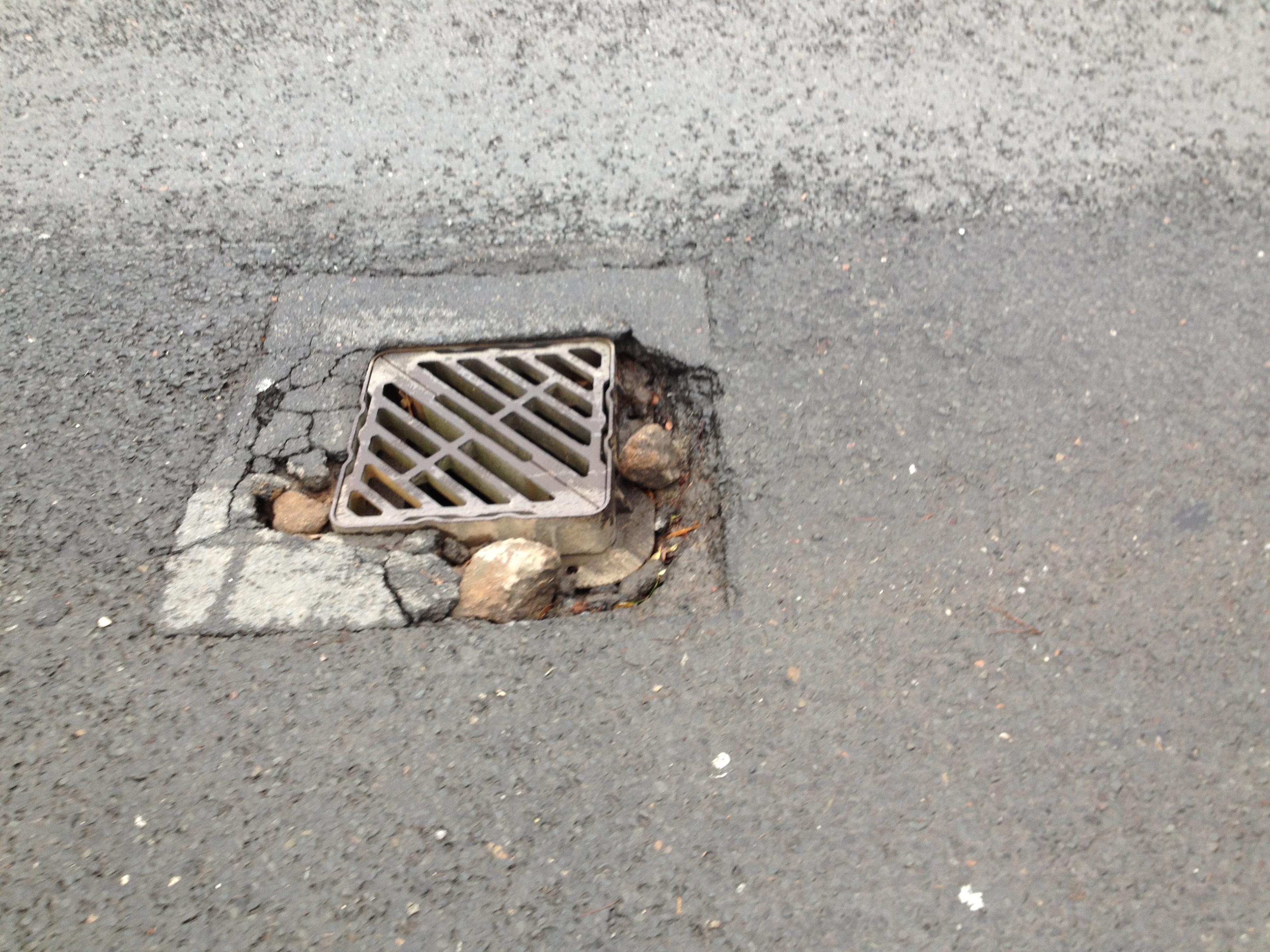 Nasty Pothole