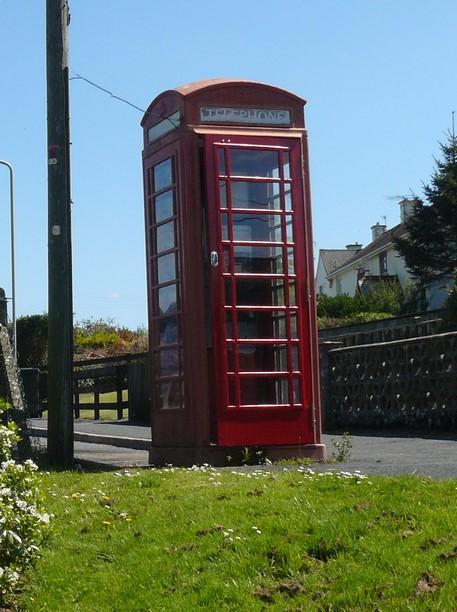Kingsway Refurbished Phone Box (Website Portrait)
