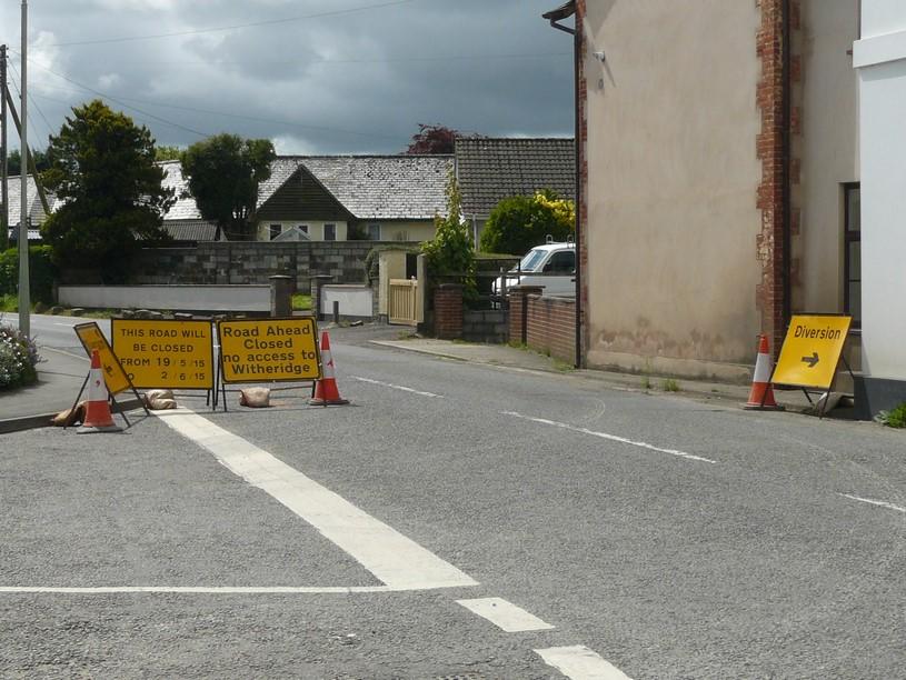 Road Closure Signs Pt 2