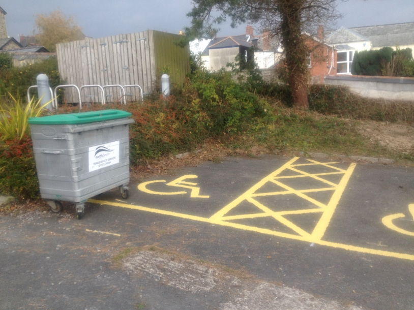 Disabled Parking Bays [Website Landscape]